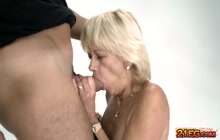 Hard dick is what Diane Sheperd wants